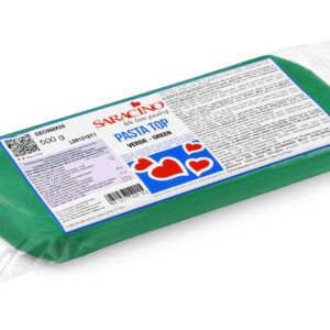 Green Pasta Top (Fondant) 500g (1.1 Lbs)