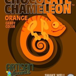 Orange Candy Color 2 fl oz.