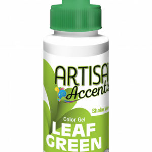 Artisan Accent Leaf Green Gel 2 fl oz.