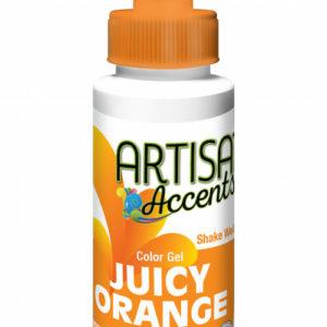 Artisan Accents Juicy Orange Gel 2 fl oz.