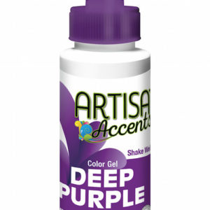 Artisan Accents Deep Purple Gel 2 fl oz