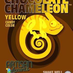 Yellow Candy Color 2 fl oz.