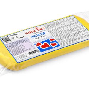 Yellow Pasta Top (Fondant) 500g (1.1 Lbs)