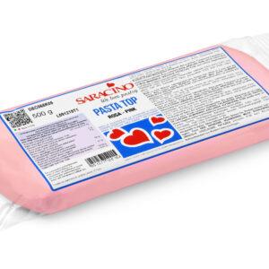 Pink Pasta Top (Fondant) 500g (1.1 Lbs)