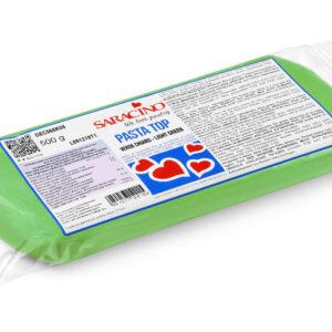 Light Green Pasta Top (Fondant) 500g (1.1 Lbs)